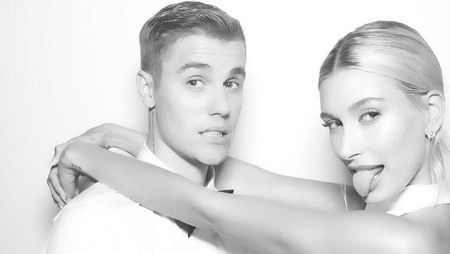 Kebersamaan Justin Bieber dan Hailey Baldwin di instagram.