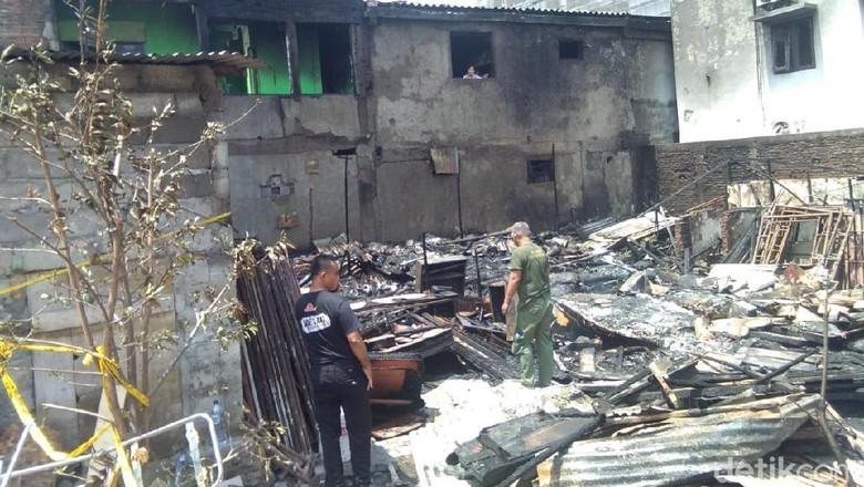 Ini Dia Identitas Korban Tewas Dalam Kebakaran di Sarkem Yogya