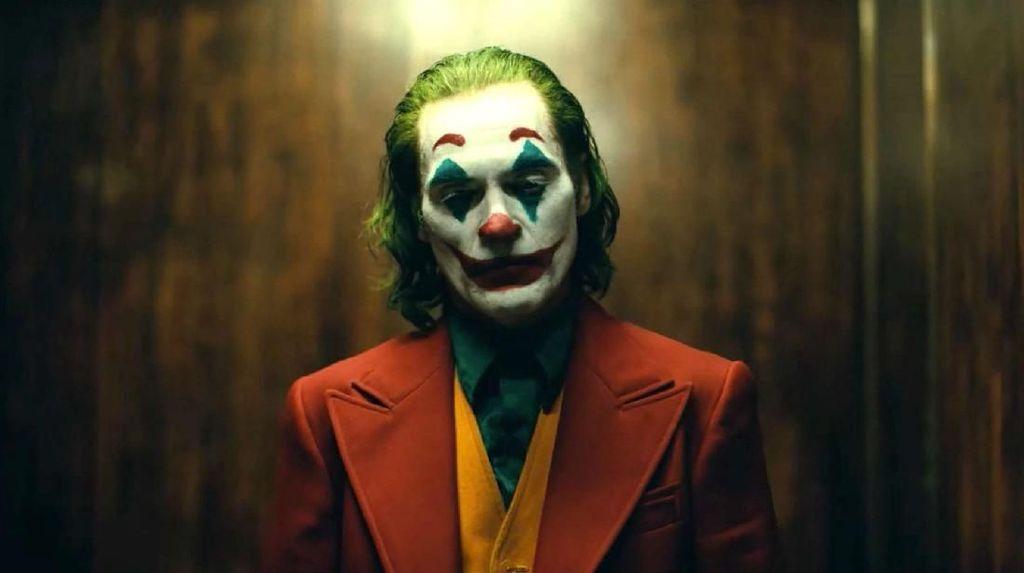 Joker Raup Rp 1,3 Triliun, Warner Bros Tersenyum Lebar