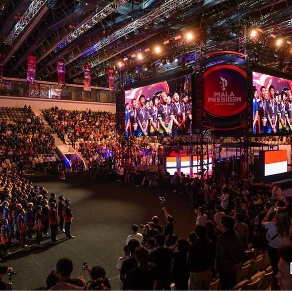Piala Presiden Esports 2020 Umumkan Game yang Dipertandingkan