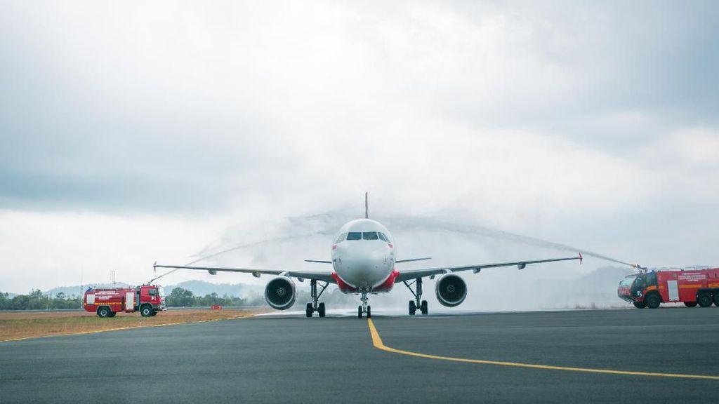 AirAsia Resmi Terbang Jakarta-Belitung Juga Tebar Promo