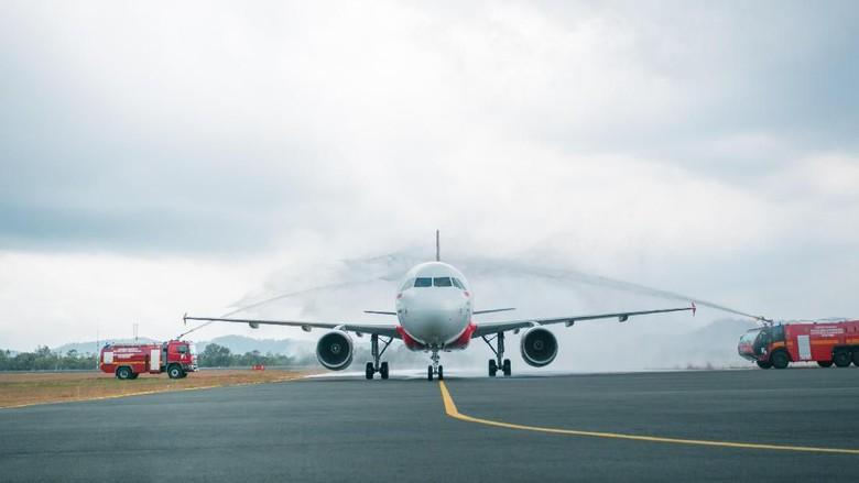 AirAsia Resmikan Rute Jakarta-Belitung