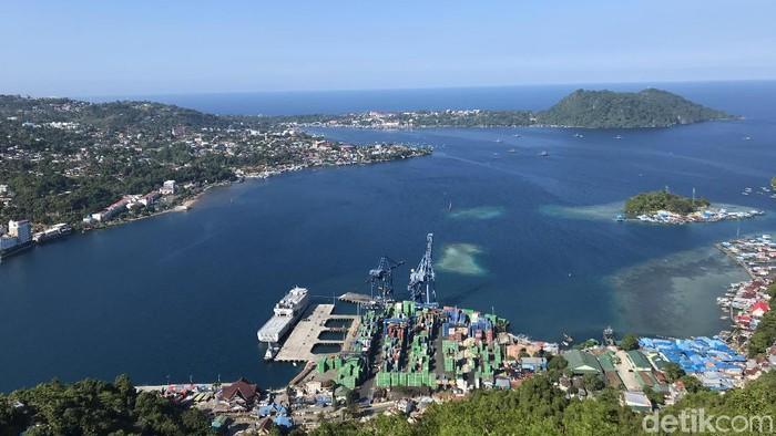 ILUSTRASI/Jayapura, Papua/Foto: (Rolando-detikcom)