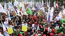 Buruh di Serang Minta UMP 2020 Naik Jadi 9,31%