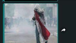 Geger Lutfi Bawa Bendera NasDem
