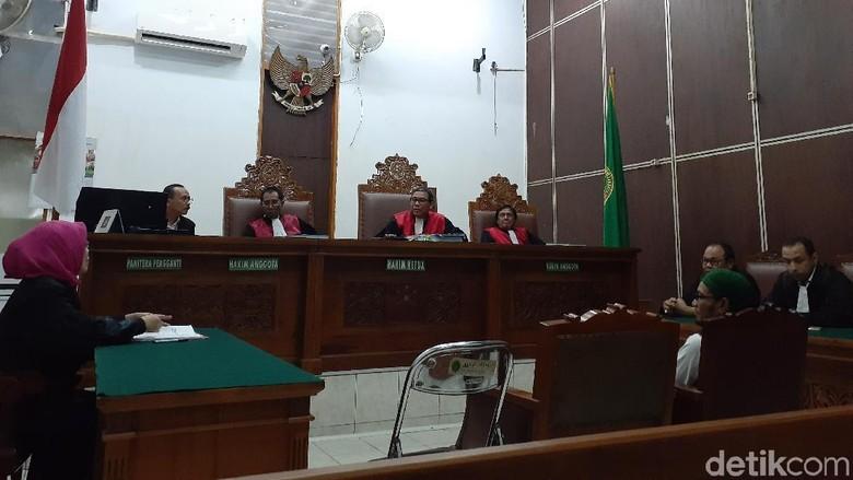 Abdul Gani Ngabalin Alias Cobra Hercules Dituntut 2,5 Tahun Penjara