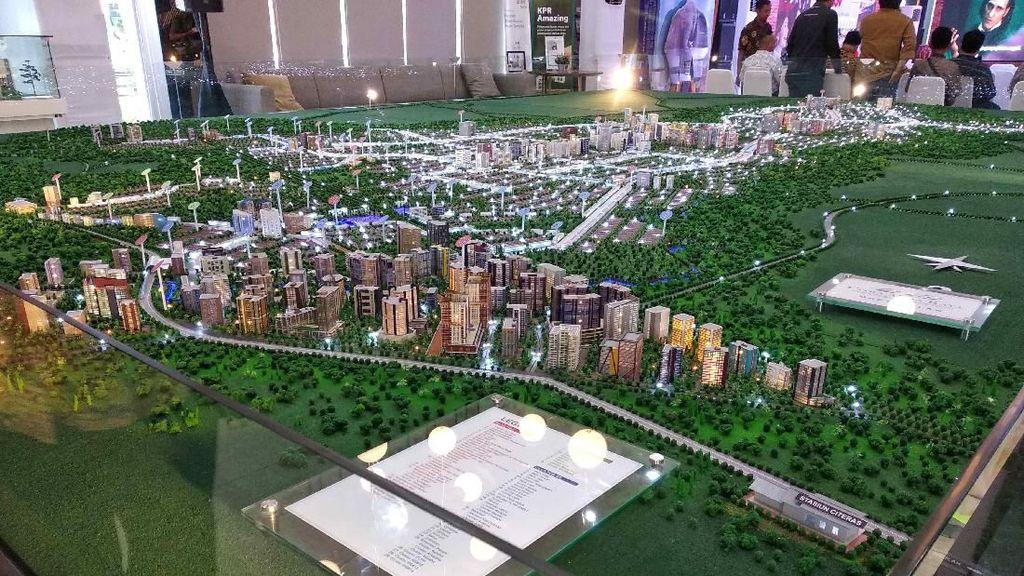Mau Jadi Kota Baru, Akan Ada Pusat Perekonomian di Maja
