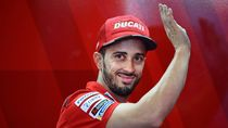 Dovizioso Mau-mau Saja Balik ke MotoGP, tapi Ada Syaratnya