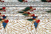 Batik modern dari Cirebon.
