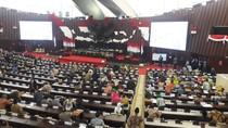 MPR Gelar Sidang Paripurna Kedua, 376 Anggota Hadir