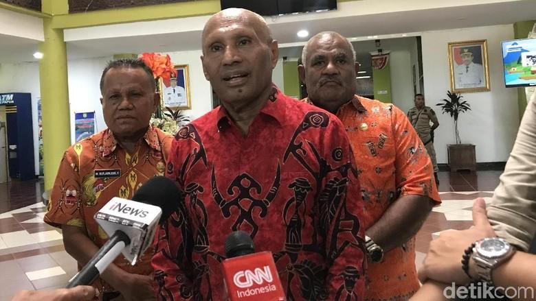 Walkot Jayapura Jamin Layani Pengungsi dari Wamena
