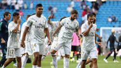 Galatasaray Vs Madrid: Misi Wajib Menang Los Blancos
