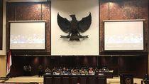 Rapat Pemilihan Wakil di MPR, Paripurna DPD Dihadiri 107 Senator