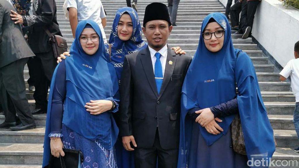 Poligami Sesuai Syariat Agama, Istri Ketiga Lora Fadil: Jijiknya di Mana?