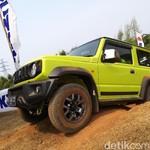 Suzuki Jimny Tidak Boleh Mengaspal di Eropa
