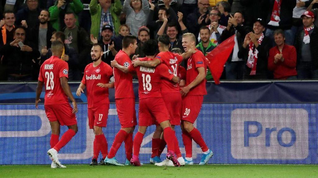 Salzburg Tak Gentar Tatap Mission Impossible di Anfield