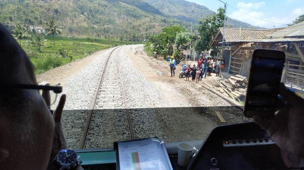 Jalur-jalur KA Mati Priangan Selatan Diaktivasi Kembali #beritahariini