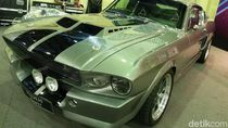 Mobil Cantik Milik Sean Gelael