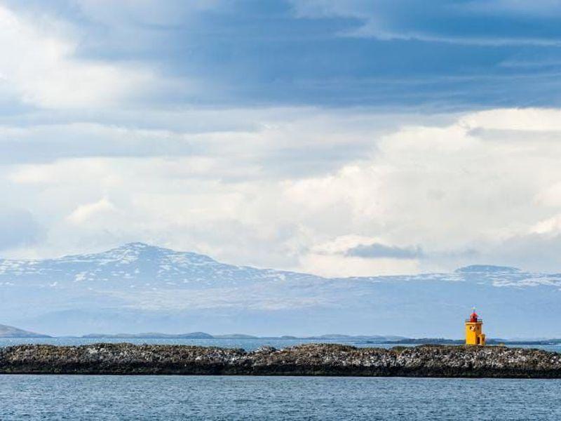 Pulau kecil nan Indah bernama Flatey Island baru dinobatkan sebagai pulau terbaik oleh Big 7 Travel, sebuah website berisikan informasi guide mengenai kota-kota dunia (iStock)