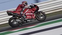 Andrea Dovizioso Catat Waktu Tercepat di FP3 MotoGP Thailand