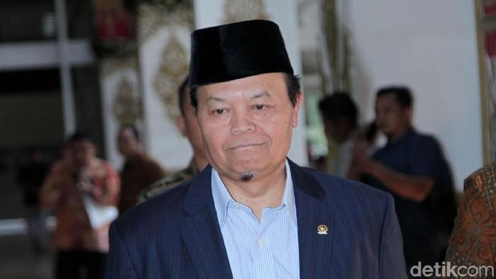 Wakil Ketua MPR Hidayat Nur Wahid (Lamhot Aritonang/detikcom)