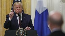 Gedung Putih: Trump Tahan Bantuan Militer Ukraina Terkait Pemilu 2016