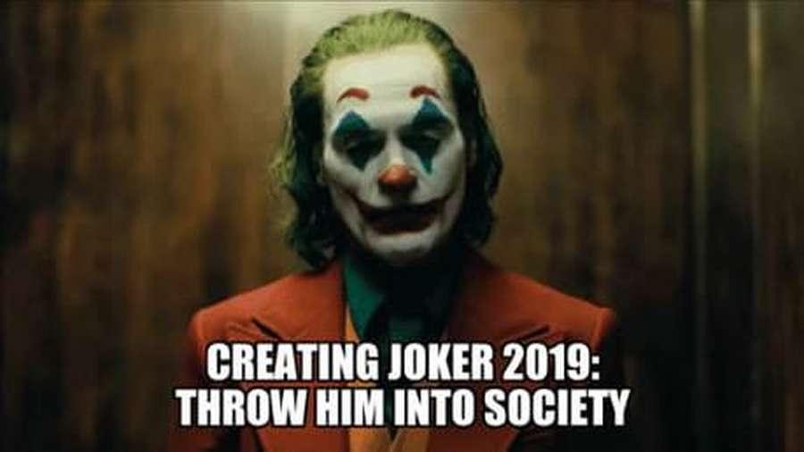 Kumpulan Meme Joker, Dari Reuni Hingga Oscar