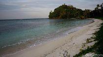 Wolo, Pantai Pasir Putih Kebanggaan Miangas