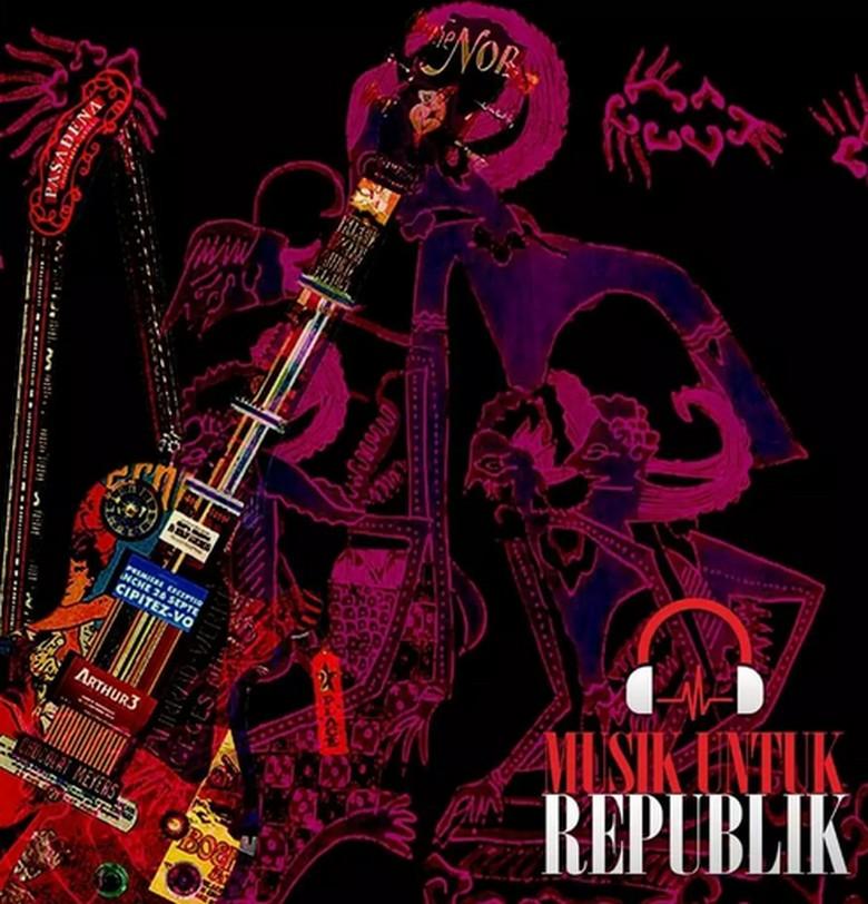 Foto: Musik untuk Republik