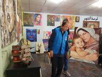Dato Sri Tahir di Kamp Pengungsian Suriah