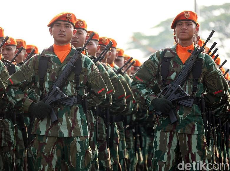 HUT TNI dan Sejarah Hari Lahirnya