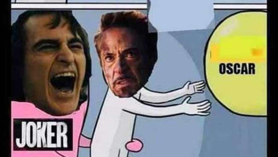 Kumpulan Meme Joker Dari Reuni Hingga Oscar