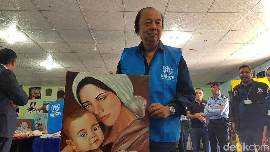 Sudah 4 Kali Orang Terkaya RI Bantu Pengungsi Suriah
