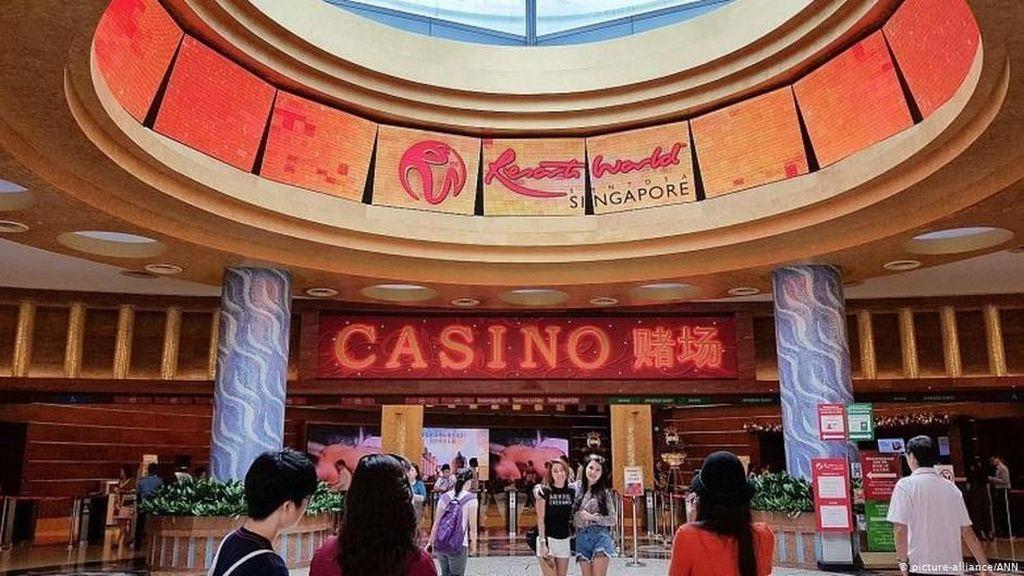 Upaya Raup Untung Besar, Asia Gelontorkan US$ 65 Miliar Bangun Kasino Baru