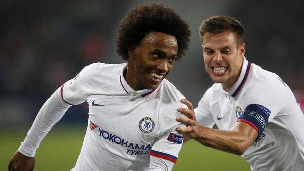 Willian sudah jadi target Chelsea sejak 2013.