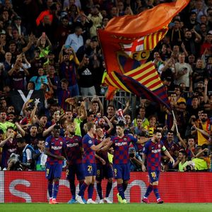 Akan Bertemu Barcelona, Mimpi Slavia Praha Jadi Kenyataan