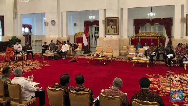Kabinet Jokowi Bisa Diumumkan 20 Oktober, Siapa Pilihan Presi