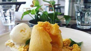Lava Cake hingga Marshmallow Makin Hits dengan Kuning Telur Asin