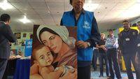 Saat Orang Terkaya RI Beli Lukisan Pengungsi Suriah Rp 2,4 Juta