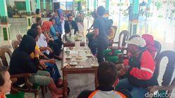 Semringahnya 8 Perantau Asal Jatim dari Wamena Mendarat di Madiun