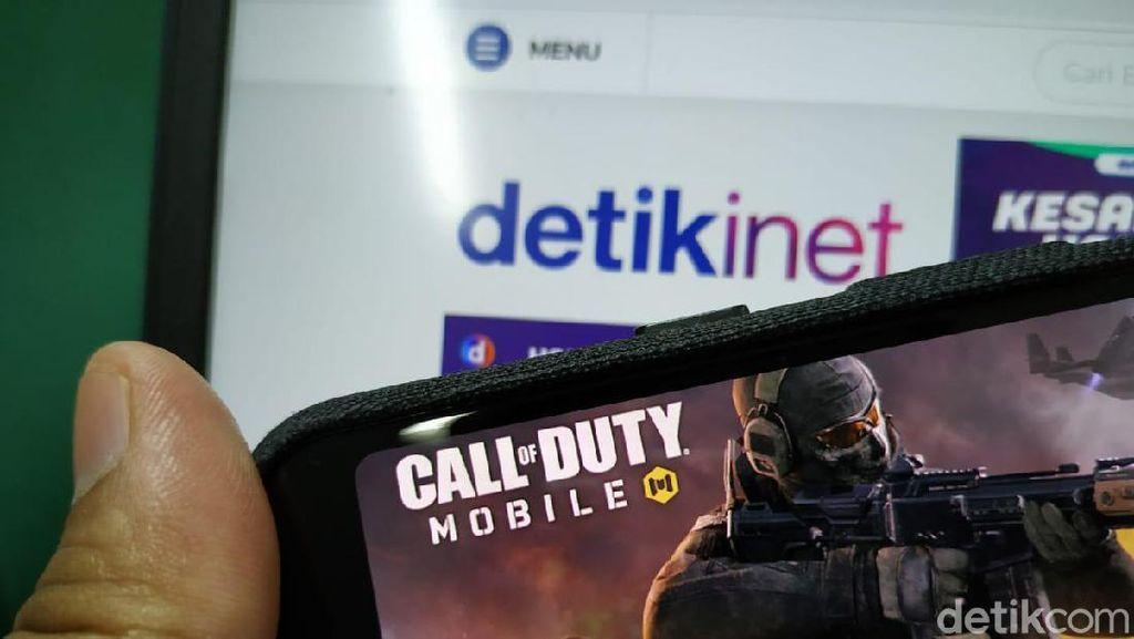 Dalam Sekejap Call of Duty: Mobile Raup Rp 28,3 Miliar