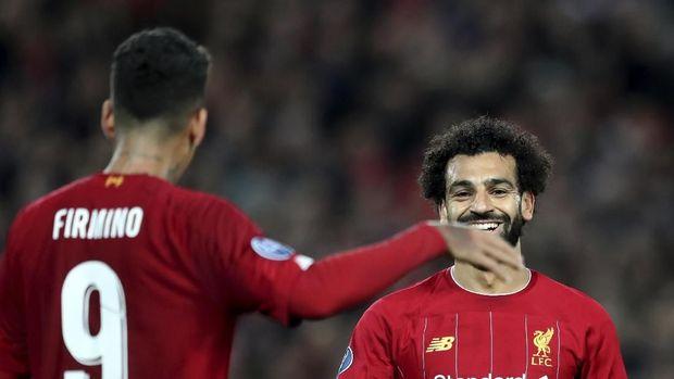 Liverpool memiliki identitas permainan yang jelas.
