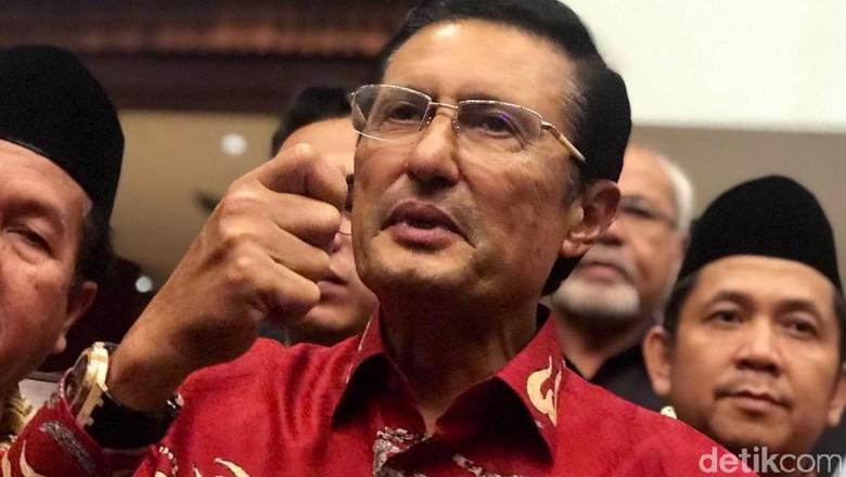 Fadel Muhammad: Banyak Tamu Negara, Tak Elok Demo Saat Pelantikan Presiden