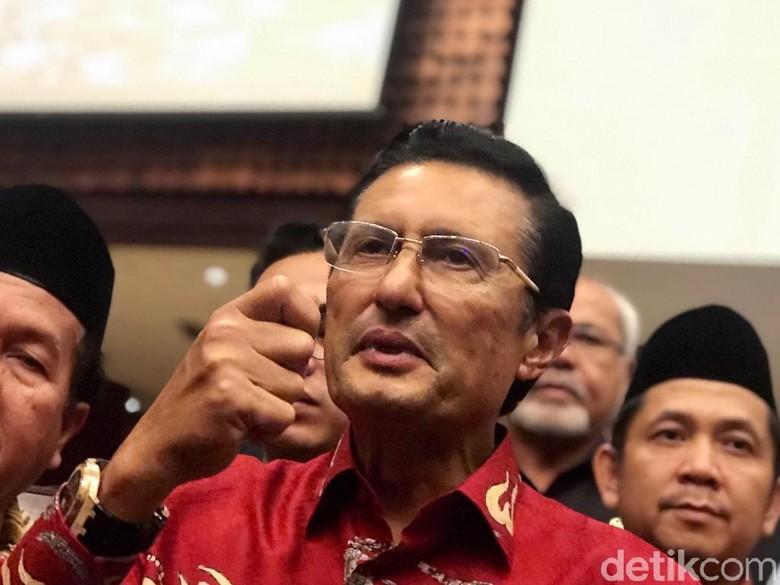 DPD Ajukan Syarat Lobi-lobi Ketua MPR, Fadel: Respons Golkar Lebih Bagus