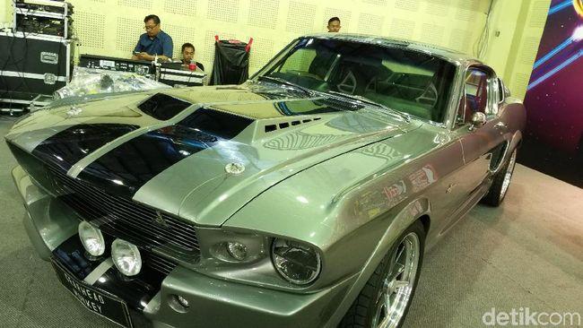 Mobil Cantik Milik Sean Gelael, Dipakai Kalau Lagi Mudik