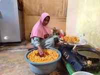Kres! Garingnya Kue 'Sarang Burung' Keukarah Aceh yang Bikin Nagih