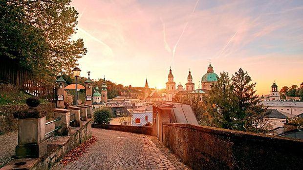 Repotkan Liverpool, FC Salzburg Kini Pulang ke Kota yang Elok