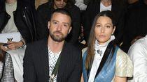 Momen Justin Timberlake Kena Prank di Fashion Show Louis Vuitton