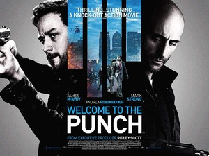 Sinopsis Welcome to the Punch, Dibintangi James McAvoy