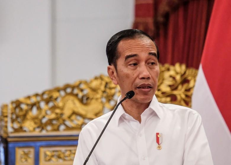 Jokowi Akan ke RSPAD Besuk Wiranto